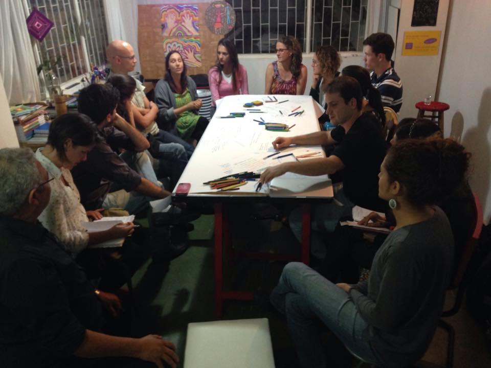 Trabalhar em rede é vocação do GT Agricultura Urbana