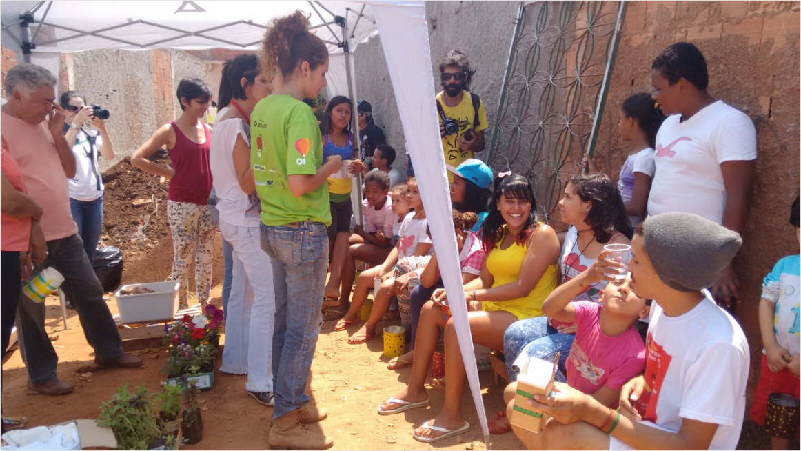 Nossa Brasília participou da Virada do Cerrado