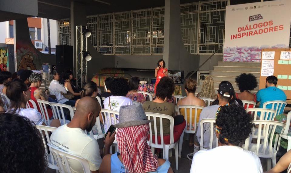 Diálogos Inspiradores constrói agenda propositiva para o direito à cidade
