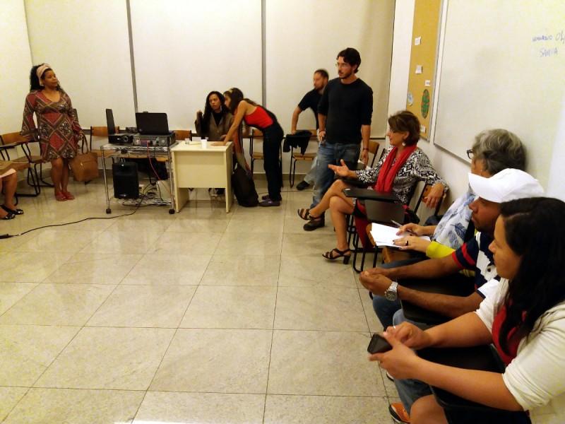 Reunião do Fórum Lixo e Cidadania - 14 de junho / Nossa Brasília