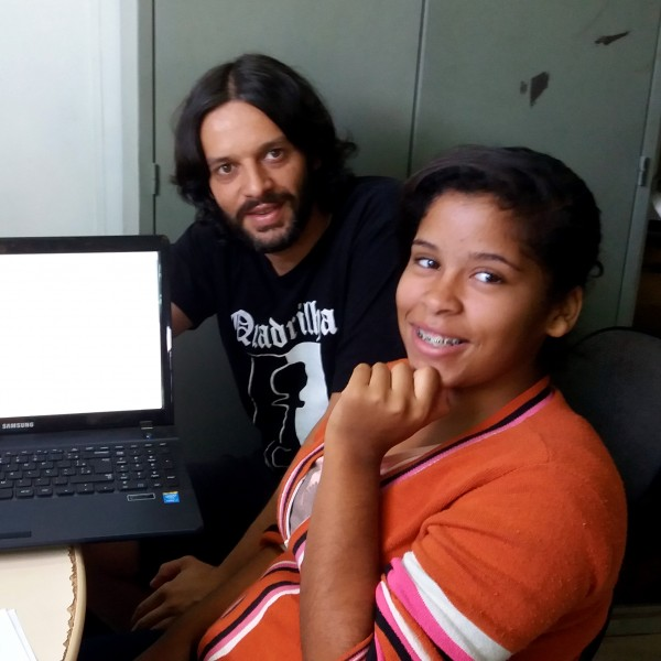Diego e Raquel