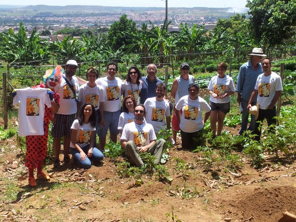 GT de Agricultura Urbana do Nossa Brasília tem nova coordenação e ações previstas para o segundo semestre